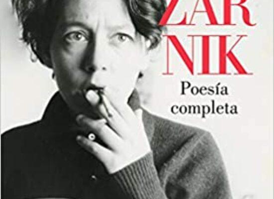 Lectura conjunta de abril, Alejandra Pizarnik